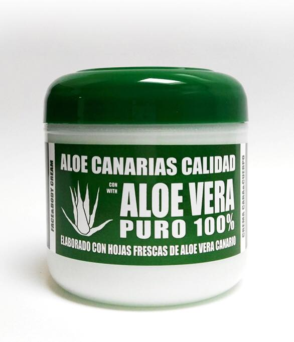 ALOE VERA CREAM BADY AND FACE 300 ML