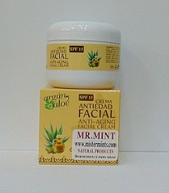 ARGAN ALOE FACE CREAM