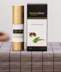 APITOX ALOE SERUM
