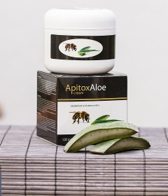 APITOX ALOE FACE CREAM